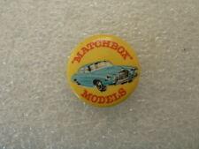 PINS,SPELDJES 50'S/60'S/70'S MATCHBOX MODELS JAGUAR CAR AUTO VINTAGE A