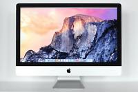 Refurbished Apple iMac 27-Inch Intel Core i5 Processor 2.7GHz 16GB 1-TB Mid 2011
