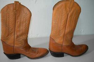 Tony Lama Cowboy Boots 11D 11 D