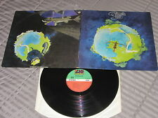 YES : Fragile - Rare LP GATEFOLD SLEEVE - PROG ROCK 1971 - VG++