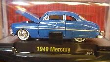 1949 Mercury Blue   1:64 Scale M2 Diecast