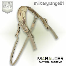 Marauder 9mm Browning Shoulder Attachment - British Army Multicam MTP - UK Made