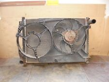 LAND ROVER FREELANDER 1997 1.8 16V MANUAL WATER RADIATOR,1 FAN AND COWLING