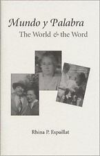 Mundo Y Palabra/the World and the Word (Spanish Edition)-ExLibrary