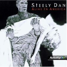 Steely Dan Alive In America CD NEW SEALED Reelin' In The Years+