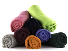 50 x 60 Inch Soft Wholesale Fleece Blankets - 12 Pack Assorted Fleece Throw Lot