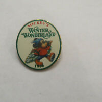 Disney Mickey's Winter Wonderland-1996 Pin