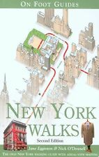 NEW - New York Walks (On Foot Guides) by Egginton, Jane; O'donnell, Nick