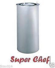 """New! Electric Plate Warmer Stainless Steel adjustable up to a 12"""" plate"""