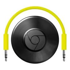 Google Chromecast Audio Media Streamer | Black | Brand New