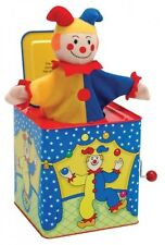 Schylling Jack-In-The-Box, New, Free Shipping
