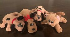 Vintage Tonka Pound Puppy And Purry Lot