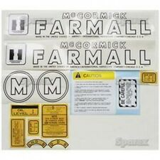 New Farmall Decal Set for Models M