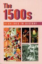 """1500s Headlines in History"" Medieval Renaissance Last Crusade Pirates Aztec Sc"