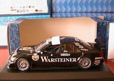 MERCEDES BENZ AMG C KLASSE #4 DTM ITC 1996 GRAU EXCLUSIV CARS 1/18 WARSTEINER