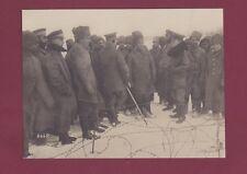 PHOTO PRESSE - 241113 - MILITARIA Guerre - Front oriental - linea dei reticolati