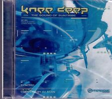 Knee Deep The sound of Suntribe Dj Acan Cd Sealed Sigillato