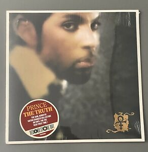 PRINCE – THE TRUTH - Limited Edition  sealed vinyl LP 30cm rsd 2021 NPG Records