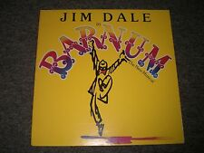 Jim Dale in Barnum~The New Musical~Joe Layton~Cy Coleman~PROMO~Inner~FAST SHIP!!
