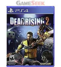 DEAD RISING 2 HD - PLAYSTATION PS4 BRAND NEW FREE DELIVERY