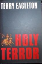 Terry Eagleton, Holy Terror (2005) HARDBACK   ST 11