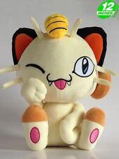 Peluche Meowth Pokemon 30cm