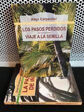 LOS PASOS PERDIDOS - VIAJE A LA SEMILLA Spanish Literature Libros en Espanol