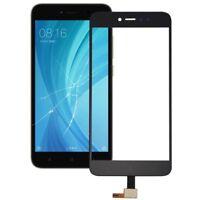 Reparatur Displayglas Touch Screen für Xiaomi Redmi Note 5A LCD Schwarz Ersatz