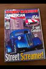 American Car World Magazine April 03 Rover 214 V8, Mercury Comet, Dodge Ram