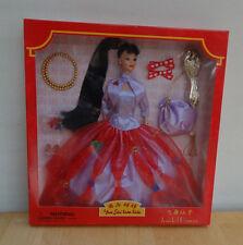 YUE-SAI WA WA JEWELED DANCER 2001 Chinese Fashion Doll by Yue-Sai Kan NRFB