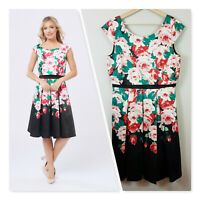 [ REVIEW ] Womens Twilight Bloom Floral Dress RRP$289.99 | Size AU 14 or US 10