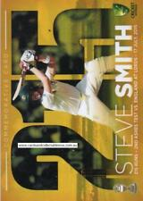 2015 Tap N play Cricket Commemorative Card Steve Smith Limited Edition /100