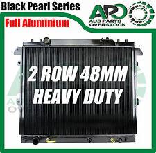 Full Aluminium Radiator TOYOTA FORTUNER / SW4 3.0L 4Cyl Turbo Diesel 2005-2014