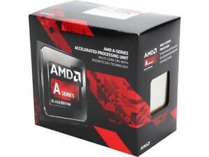 AMD A10-7860K Godavari 4-Core 3.6GHz (4 GHz Boost) FM2+ 95W APU Radeon R7 IGPU