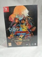 Streets of Rage 4 Nintendo Switch Signature Edition With Coin - NEW AND SEALED!