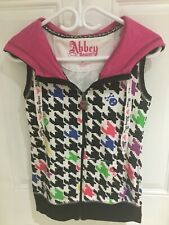 Abbey dawn sleeveless hoodie M