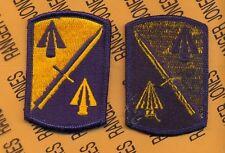 Us Army 158th Infantry Brigade Dress uniform patch m/e