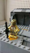 Lego Star Wars Bossk Bounty Hunter from 75167 VG Condition
