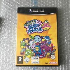 VINTAGE NINTENDO GAMECUBE# PUZZLE BOBBLE SUPER BUST A MOVE ALL STAR#PAL SEALED