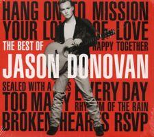 JASON DONOVAN - THE BEST OF...     *NEW & SEALED CD ALBUM*   KYLIE MINOGUE