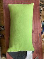 Equinox Camping Pillow, Fleece, NWT