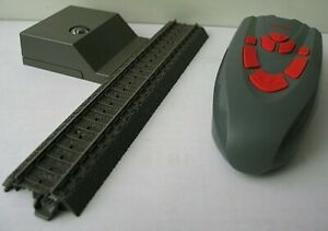 Marklin Wireless infrared controller + HO Terminal straight C-track 24089 3-rail