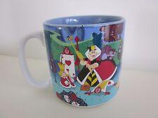 Vintage Disney Store Exclusive Alice in Wonderland Mug Mad Hatter Tea Party Box