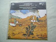 Harmonia Mundi 7014 CORELLI Concerti Grossi Op. 6 1-6 McGegan sealed vinyl LP