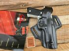 GALCO Fletch FL202 Black Leather OWB Holster For Beretta 92F / FS