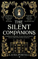 The Silent Companions: The prize-winning ghost story by Purcell, Laura Book The