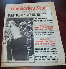 The Hockey News vol 29 no.34 June 1976 Montreal Canadians Stanley Cup Champions