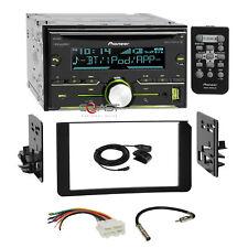 Pioneer CD USB Sirius BT Stereo Dash Kit Harness for 95-up GM Chevy SUV Trucks