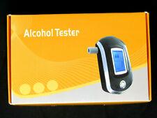 ALC Smart AT6000 Digital LCD Breath Alcohol Tester Breathalyzer Analyzer GUC