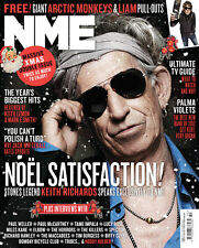 NME,Rolling Stone,Keith Richards,Paul Weller,Arctic Monkeys,Liam Gallagher,Palma